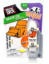 Tech Deck Td Skate Co. Series 2 Enjoi Fingerboard 4/5 Skate Every Other Day
