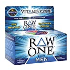 Garden of Life Vitamin Code Raw One Multi-Vitamin for Men, Veggie Caps 75 ea