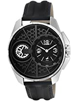 Fastrack Analog Black Dial Men's Watch - 3133SL01