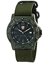 Luminox Men's 8817.GO Black Ops Analog Display Analog Quartz Black Watch