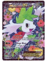 Pokemon - Shaymin-EX (RC21/RC25) - Legendary Treasures