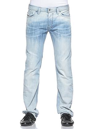 Diesel Pantalón Vaquero Safado (Azul Denim)