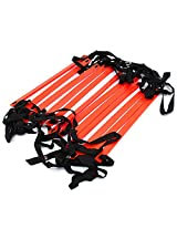 9-Rung 4M Agility Ladder Soccer Speed Fitness Feet Sport Training-PS Pilot