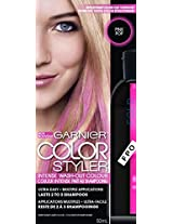 Garnier Hair Color Color Styler Intense Wash Out Color, Pink Pop