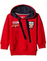 Gini & Jony Boys' Hooded Sweatshirt