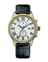 Tommy Hilfiger Analog White Dial Men's Watch - TH1710291J