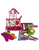 Childs 12-Piece Easter-Themed Kitchen Baking Kit