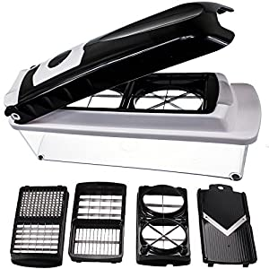 Pro Chef Nicer Dicer Plus - White and Black