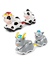 V Tech Go! Go! Smart Animals Mom And Baby Animals 2 Pack