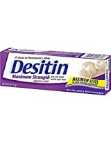 DESITIN MAXIMUM STRENGTH ORIGINAL NAPPY CREAM - 113G