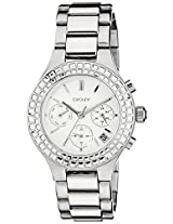 DKNY Analog Silver Dial Women's Watch - NY2258I