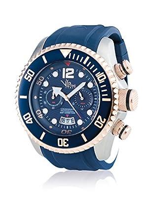 VIP Time Italy Uhr mit Japanischem Quarzuhrwerk VP5023BL_BL