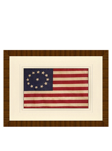 Reproduction of Cowpens American Flag, 24