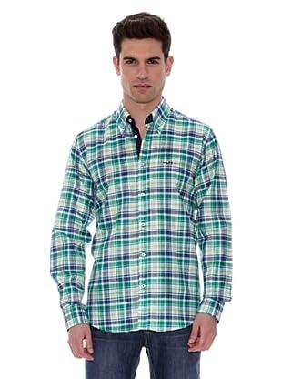 TH Camisa Yacht Mark (Verde)