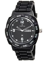 Maxima Aqua Sport Analog Black Dial Men's Watch - 27810PPGW