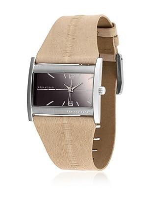 Armand Basi Reloj Wide Lady Beige