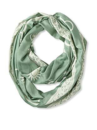 Sir Alistair Rai Women's Zodiac Circle Scarf, Taurus, One Size