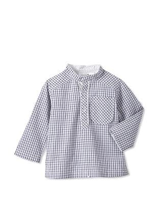 TroiZenfants Boys Shirt (Navy)