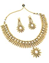 Antique Choker Necklace Set for Women by Shining Diva
