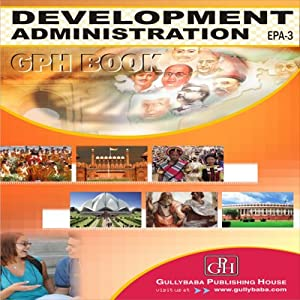 EPA3 Development Administration (IGNOU Help book for EPA-3 in English Medium)