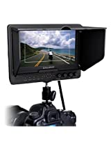 """Lilliput 7"""" Video Camera-Top Monitor & LCD Display Monitor with HDMI,YPbPr&AV Input,lilliput 665GL-70NP/H/Y"""
