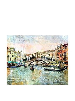LegendArte  Wandbild Rialto Brücke