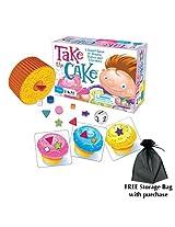 Take the Cake game with free storage bag