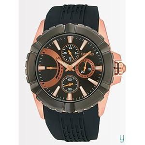 Seiko Lord Men SRL028J1 Black Multifunctional Watch