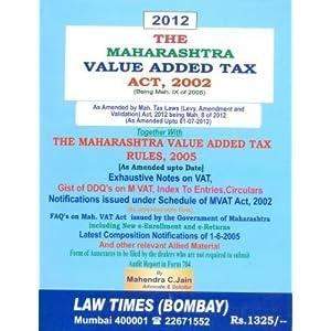 The Maharashtra Value Added Tax Act