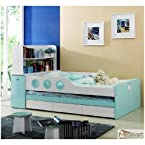 Mebelkart Bunk Bed - Sky Blue