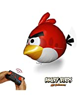 Angry Birds Red Original Air Swimmers Turbo Flying Remote Control Rc Balloon