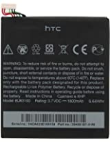 HTC 35H00187-01M Internal Battery for HTC One X - Original OEM - Non-Retail Packaging - Black