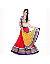 Ustaad Heavy Embroidered Heavy Lehenga Choli