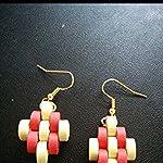 Paper Fashion Dangle & Drop Earring