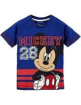 Disney Half Sleeve Boys Tee Shirt
