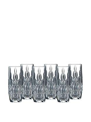 Royal Doulton Set of 6 Retro 10-Oz. Hi-Ball Glasses