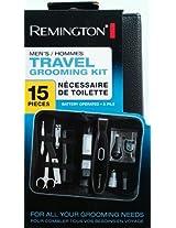 Remington Men's 15 Piece Travel Grooming Kit [Misc.]