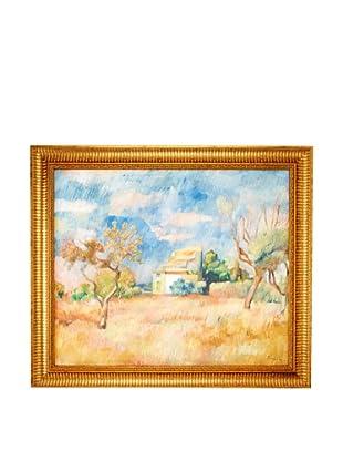 Pierre-Auguste Renoir: Dovecote at Bellevue (Pigeonnier de Bellevue), 1888-1889