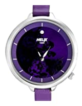 Helix Twisted Analog Multi-Color Dial Women's Watch - TI013HL0600