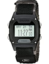 Freestyle Freestyle Unisex 10025901 Tide Trainer Digital Display Japanese Quartz Black Watch - 10025901