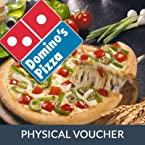 Domino's Pizza Gift Voucher(100-10000)