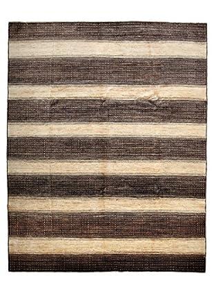Darya Rugs Modern Oriental Rug, Brown, 8' 4