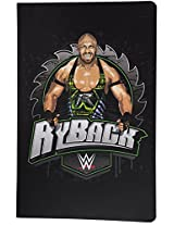 WWE Superstar Ryback A5 Note Book / Diary / Journal, Soft Cover, Multi Color