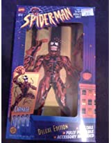 Marvel Carnage 10 Deluxe Edition Figure - Spider-man Animated Series (1994)