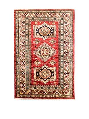 RugSense Alfombra Kazak Super Rojo/Multicolor
