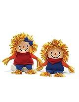 Gund Twiggy & Hayday Scarecrows