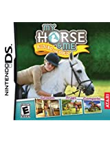 My Horse and Me: Riding for Gold Prepare Healthy Recipes (Nintendo DS) (NTSC)