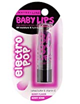 Maybelline New York Baby Lips Electro, Berry Bomb, 3.5gm