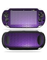 Protective Vinyl Skin Decal Cover For Ps Vita Psvita Playstation Vita Portable Sticker Skins Purple Dia Plate