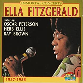 ♪Ella With Oscar Peterson, Herb Ellis and Ray Brown (Giants of Jazz)/Ella Fitzgerald | 形式: MP3 ダウンロード
